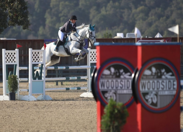 Eventing at Woodside